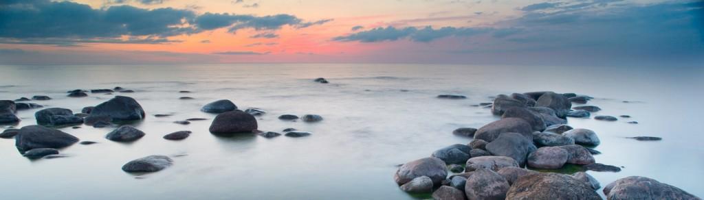 HDR seascape with rocks and clouds Kain Kalju http://www.flickr.com/photos/kainkalju/9413021187/